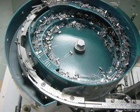 五金电子振动盘