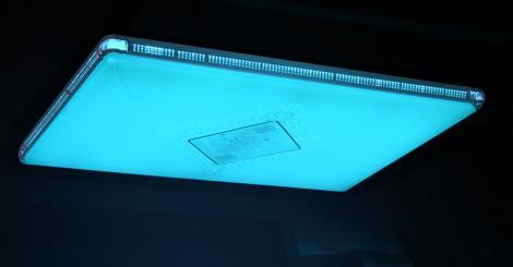 智能音乐全彩远程定时客厅灯卧室灯吸顶灯