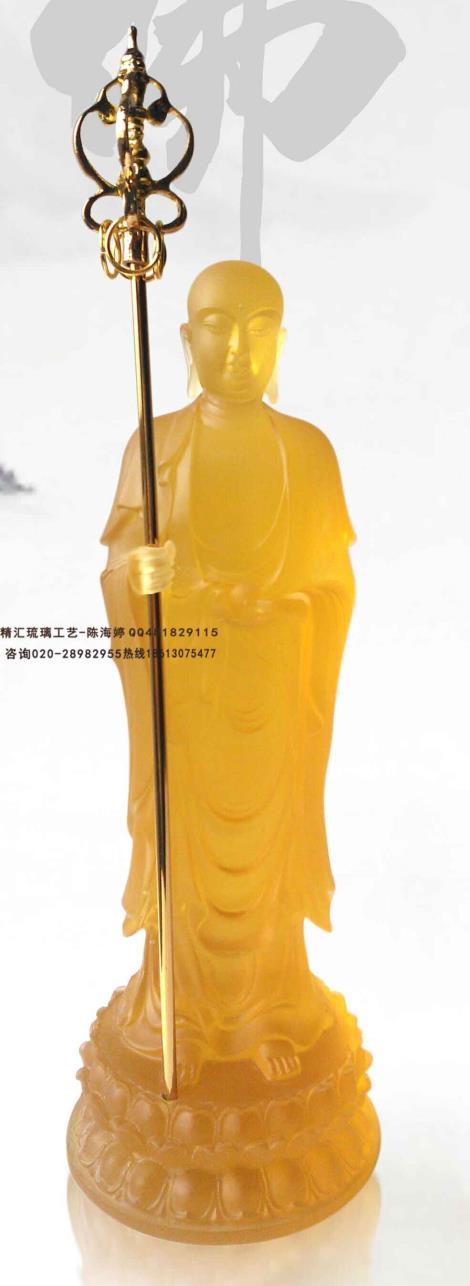 现货大号地藏王菩萨佛像,丰台地藏王琉璃佛