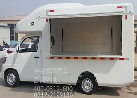 一汽佳宝T80售货车