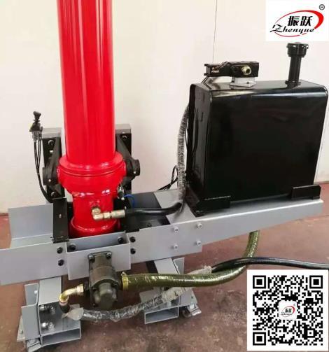前置式液压油缸