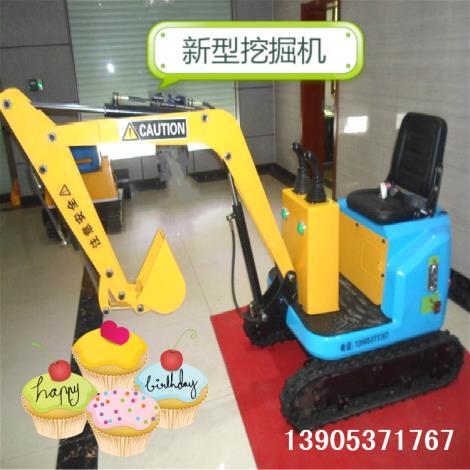 儿童益智挖掘机玩具 新型儿童挖掘机
