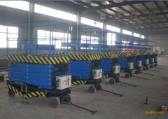 6米移动式液压升降机