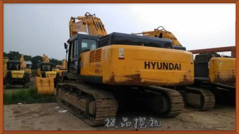 二手挖掘机现代265/275大挖机