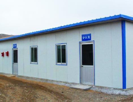 丹阳市钢结构厂房活动板房厂家