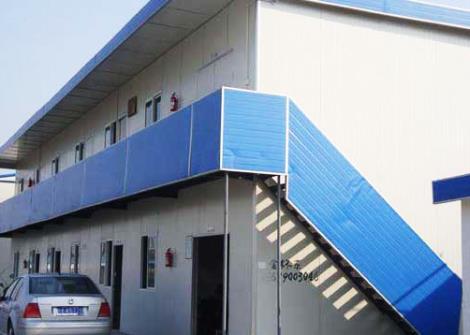 钢结构厂房 活动板房