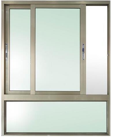 普通型铝合金窗