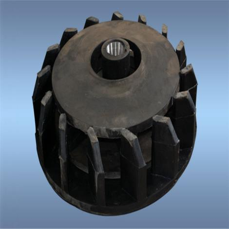 浮选机橡胶叶轮盖板 厂家直销 批发零售