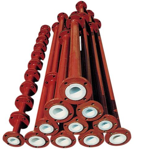 F4钢衬复合管