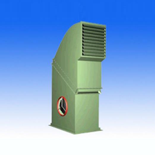 NBL型离心暖风机