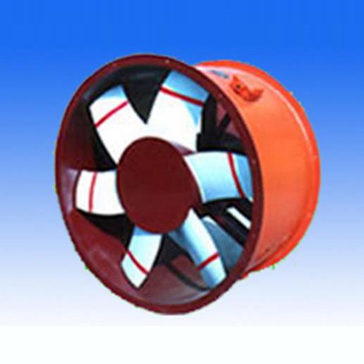 TDZ系列低噪声轴流通风机