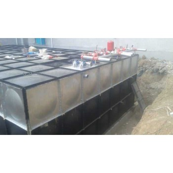 地埋式箱泵一體化設備