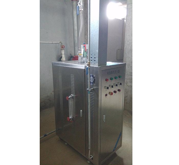 橡胶硫化用电蒸汽锅炉