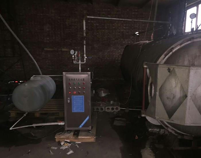 其他用途用電蒸汽鍋爐